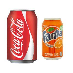 Coca Cola, Fanta 0,33L
