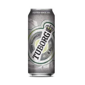 Bere Tuborg fara alcool